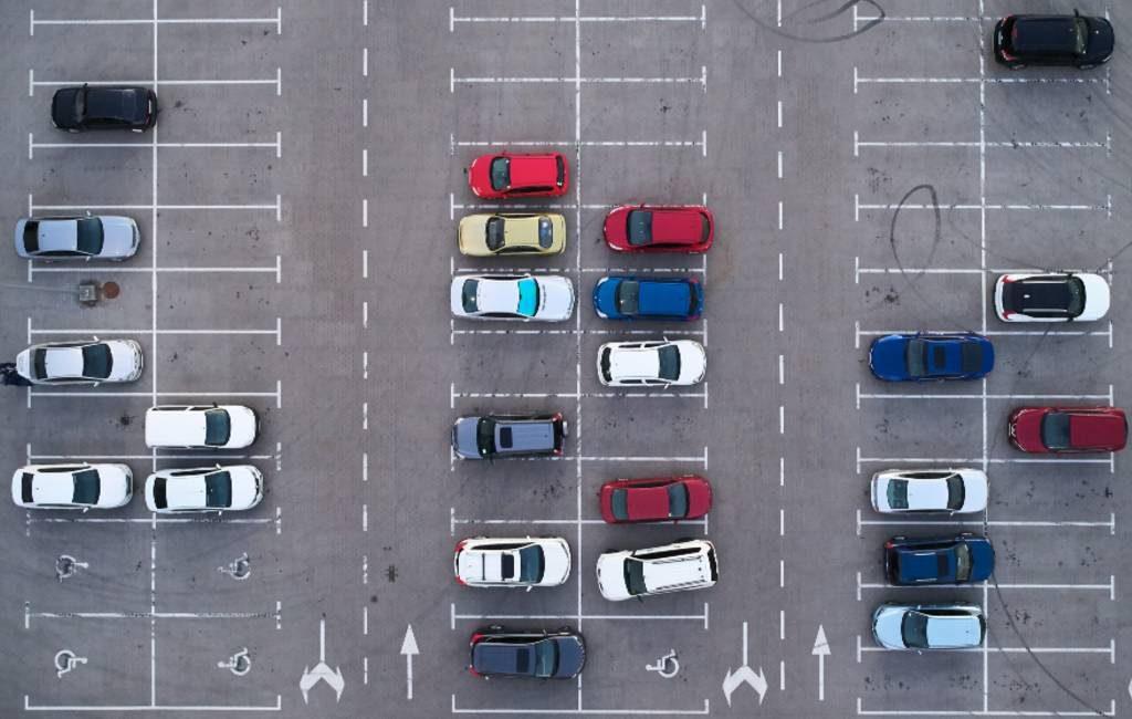 Infographic en informatie over de Spaanse parkeerregels