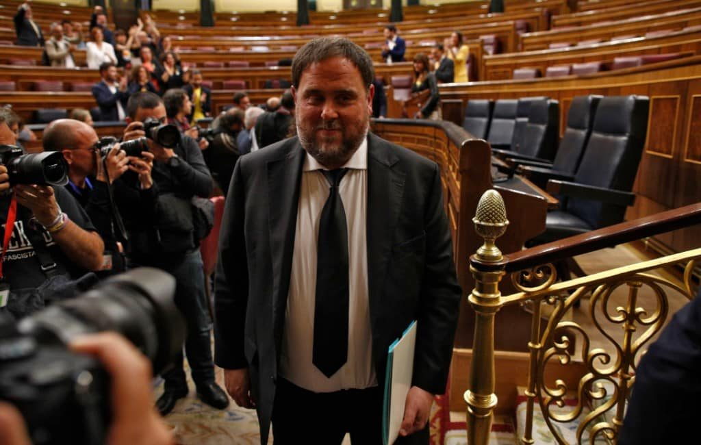Europees Parlement erkent Junqueras als Europarlementariër