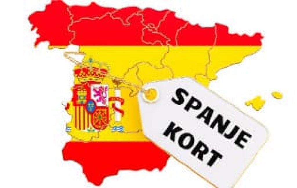 Kort nieuws uit Spanje