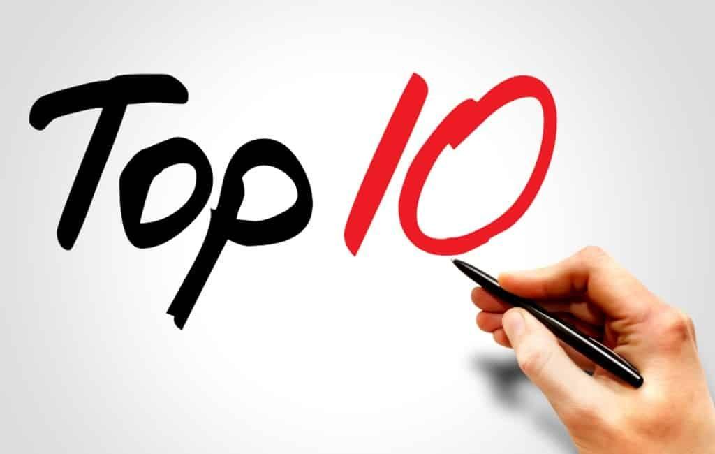 Ken jij deze top 10 lijstjes over Spanje al?