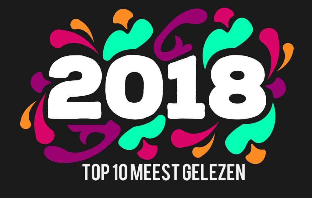 Top 10 meest gelezen nieuwsberichten in 2018 op SpanjeVandaag