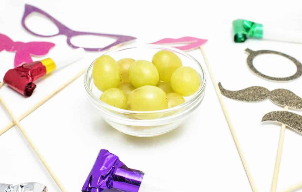 Het verhaal achter de 12 druiven met de jaarwisseling in Spanje