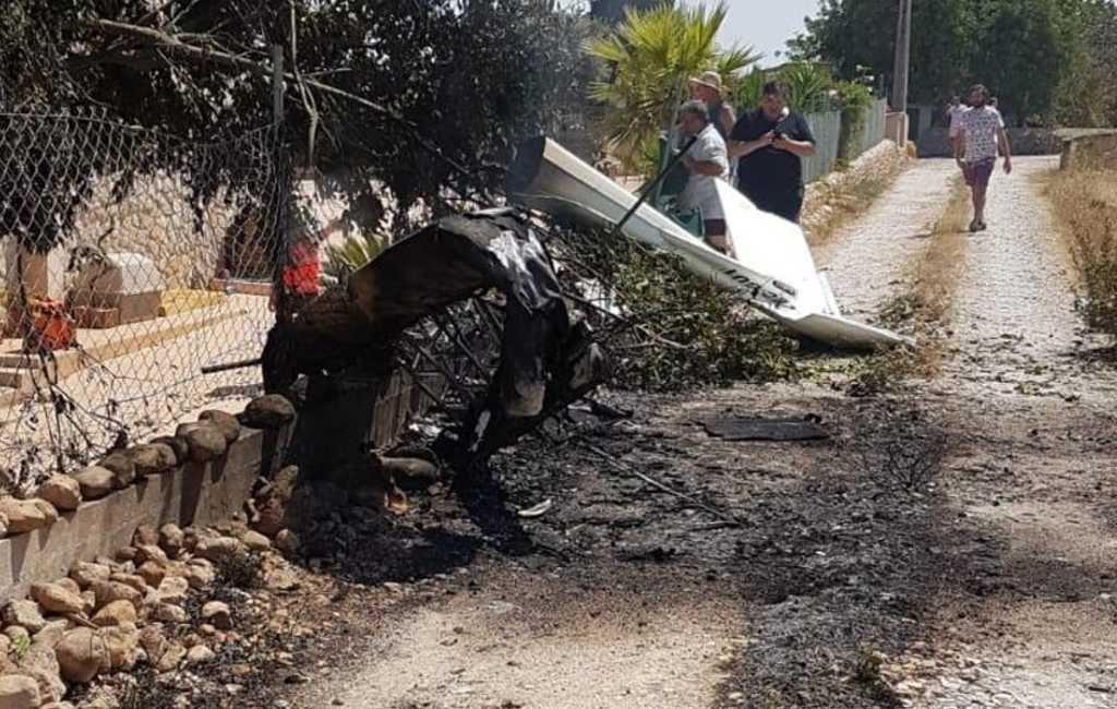 5 doden bij botsing sportvliegtuigje en helikopter Mallorca