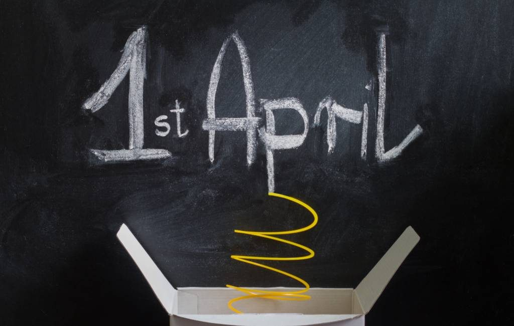 Spanje doet niet mee met de 1 april grappen … behalve Menorca en Galicië