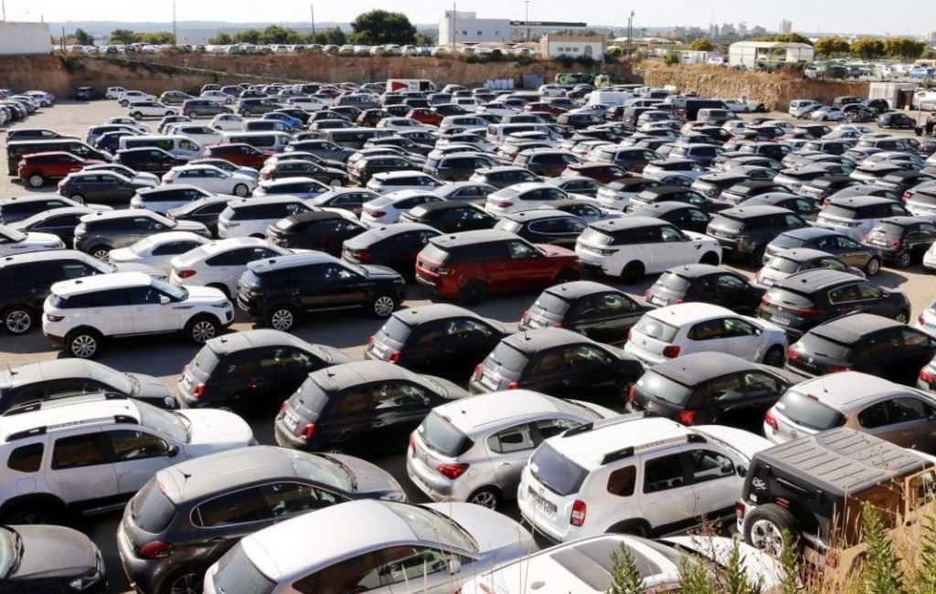 Meer voertuigen dan inwoners op Ibiza en Formentera
