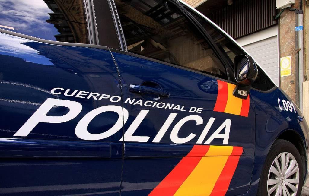 Spaanse politie begonnen met controles op straat