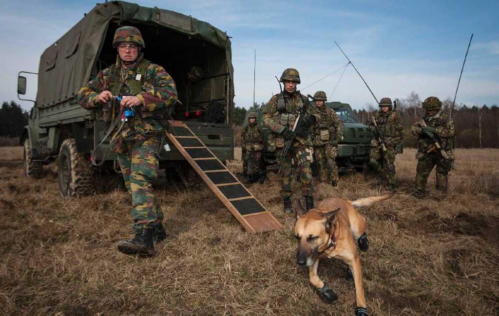 Spanje is voorstander van een Europese defensiemacht