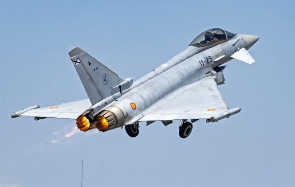 Luchtmacht moet in actie komen vanwege ongeïdentificeerd vliegtuig boven Mallorca