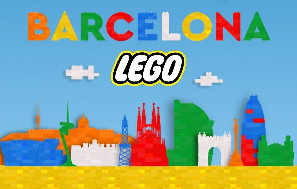 LEGO opent grootste 'flagship store' winkel van Spanje in Barcelona