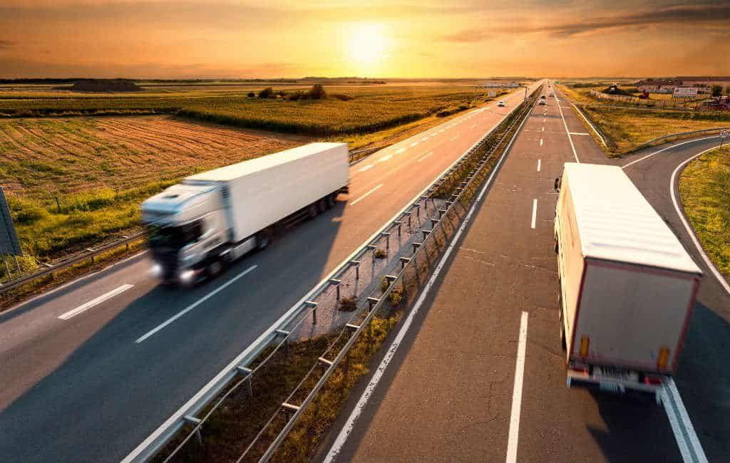 Vrachtwagens worden wellicht verplicht gebruik te maken van tolwegen in Spanje