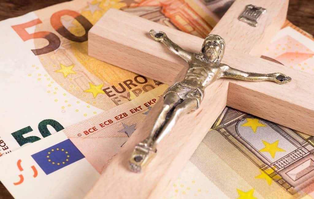 De Kerk in Spanje krijgt een recordbedrag van 268 miljoen euro