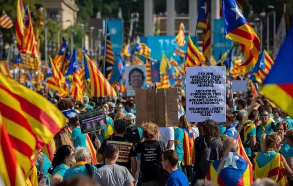 LIVEBLOG over de gebeurtenissen in Catalonië