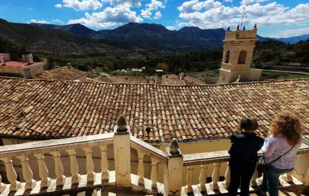 Kleine dorpen in de provincie Alicante willen onafhankelijk blijven