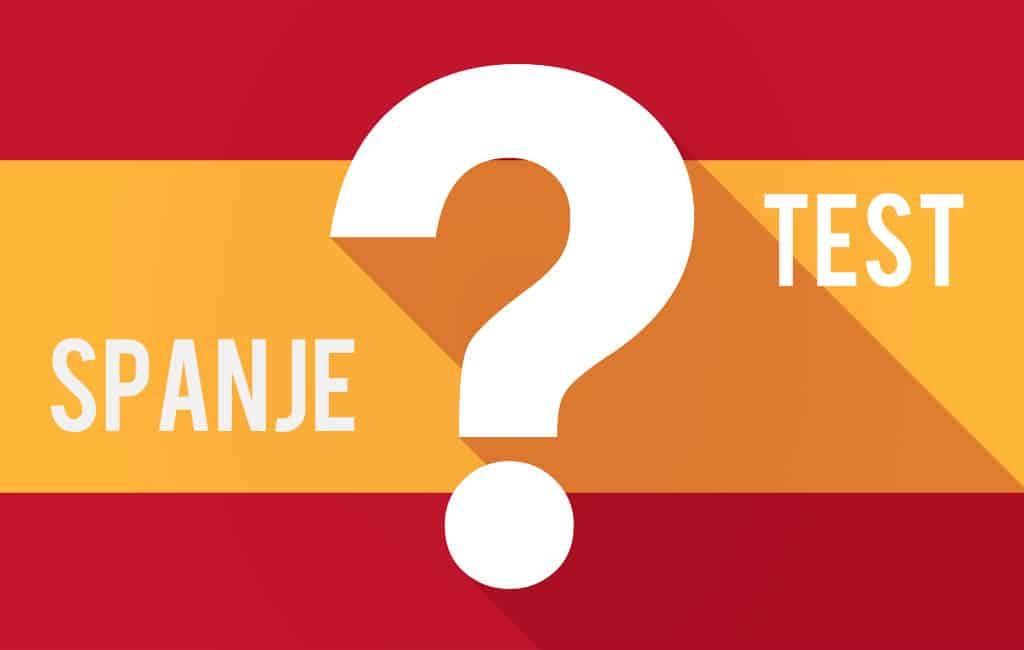 """Doe mee met onze """"Wat weet jij over Spanje"""" test"""