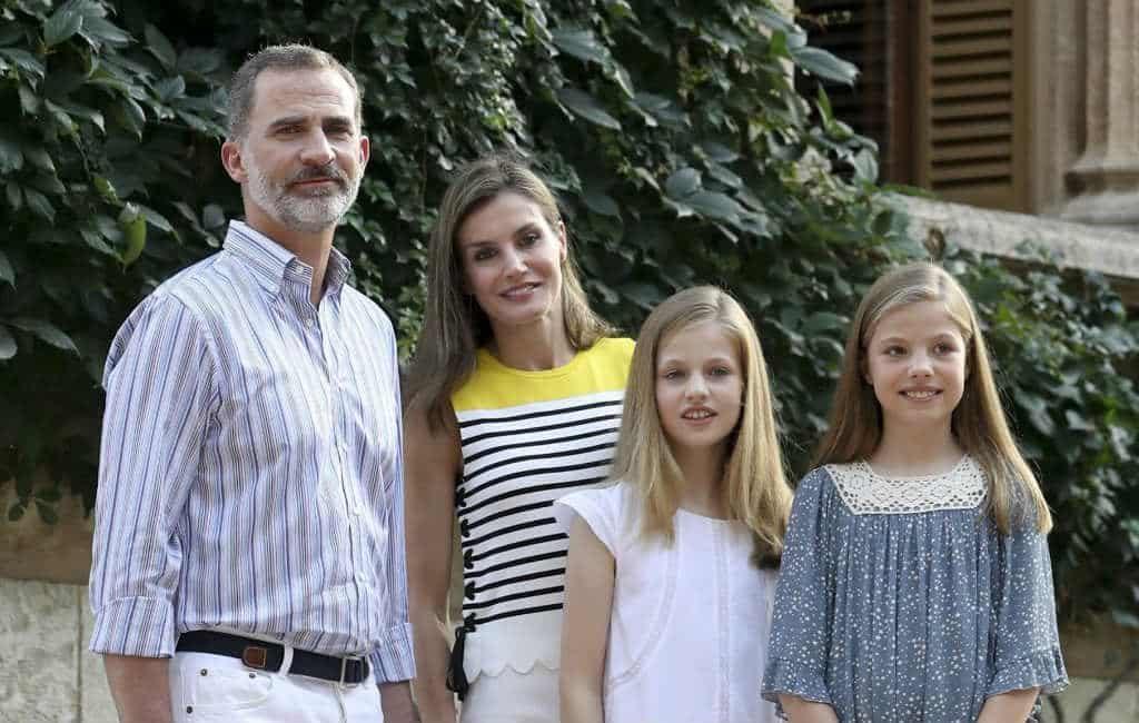 Spaanse Koningshuis krijgt bijna 8 miljoen euro