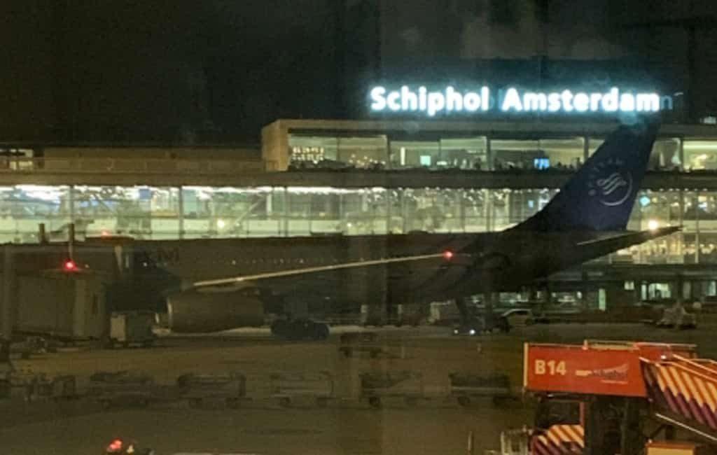 Verdachte situatie in Spaans Air Europa vliegtuig op Schiphol (UPDATES)