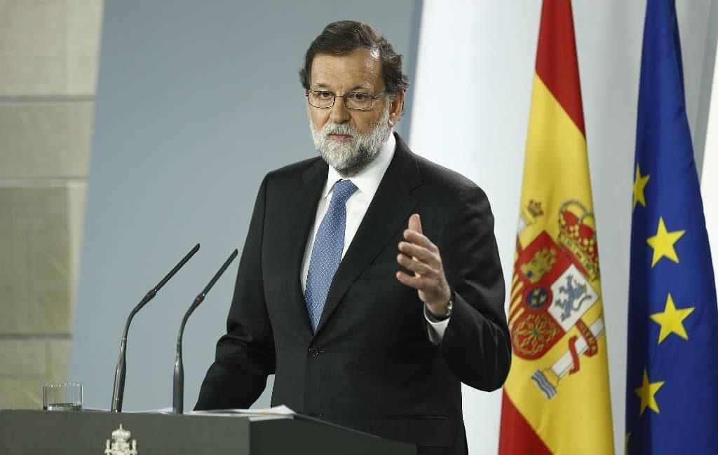 Wordt de voormalige premier Rajoy de voorzitter van de Spaanse voetbalbond?