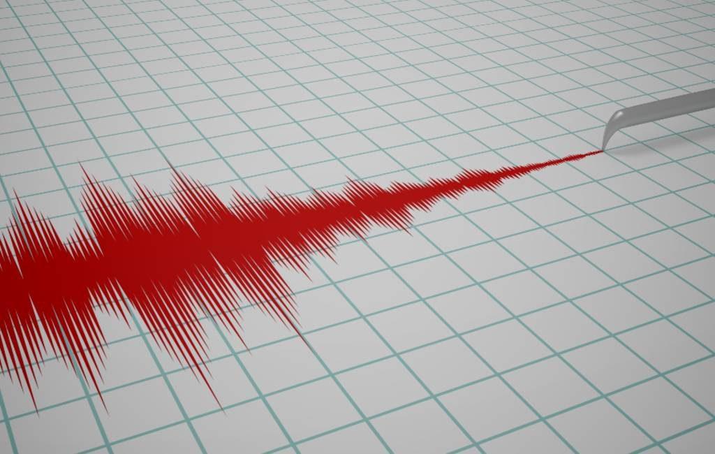 22 lichte aardbevingen in één nacht in de golf van Valencia