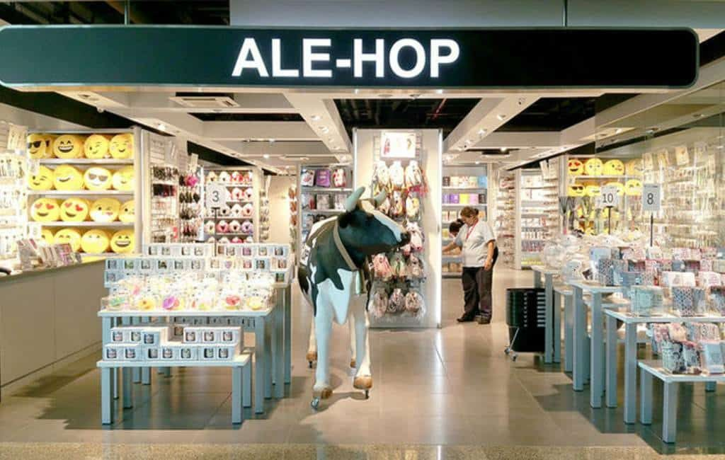 Ale-Hop winkels hebben meer omzet en winst gemaakt in 2019