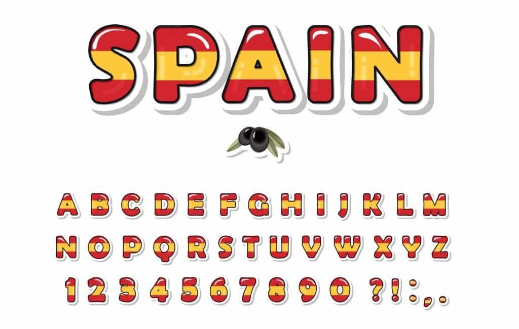 Het Spaanse alfabet en de juiste uitspraak