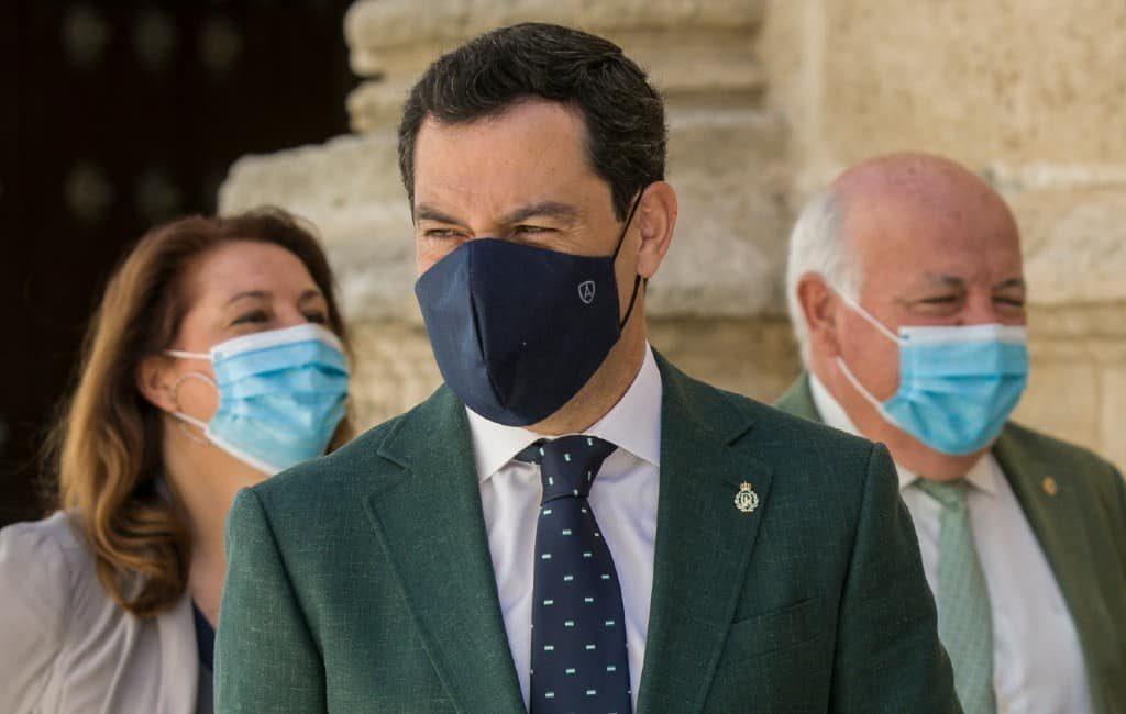 Gaat Andalusië ook een mondkapjesplicht krijgen?