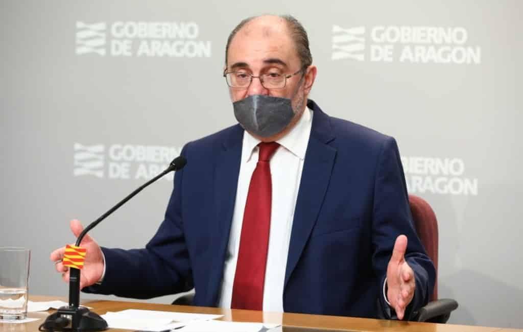 Aragón verlengt regionale en provinciale lockdowns tot 12 januari
