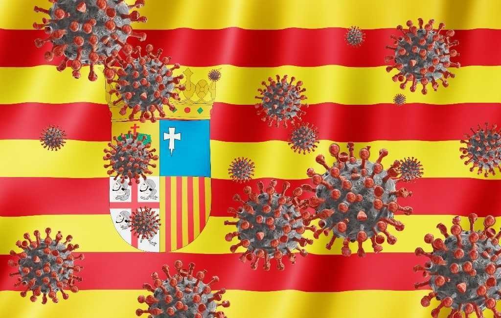 Lokale en district lockdowns voor de stad Jaca en het district Cinco Villas in Aragón