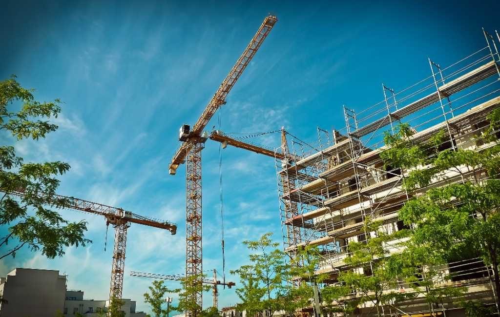 Niet in Marbella of Estepona maar in Orihuela wordt het meeste gebouwd