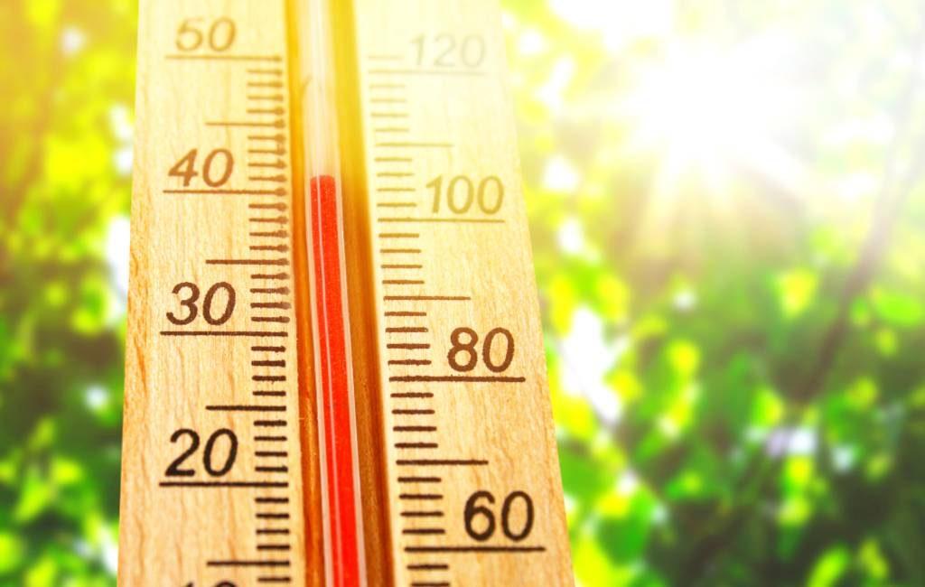 Hoogste temperatuur sinds 1986 verwacht in Valencia regio