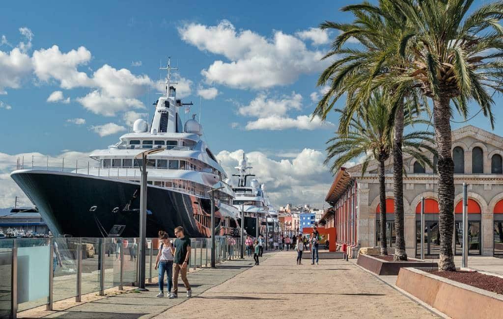 Jachthaven Tarragona door Qatari Diar-fonds verkocht aan Ocibar