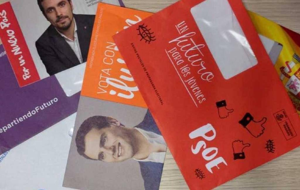 Stop met de verkiezingspropaganda in Spanje en bespaar vele miljoenen