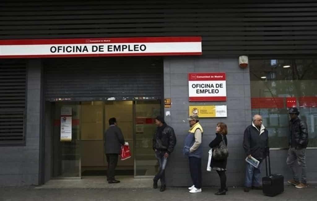 Werkloosheid met 38.692 mensen gedaald in 2019 in Spanje