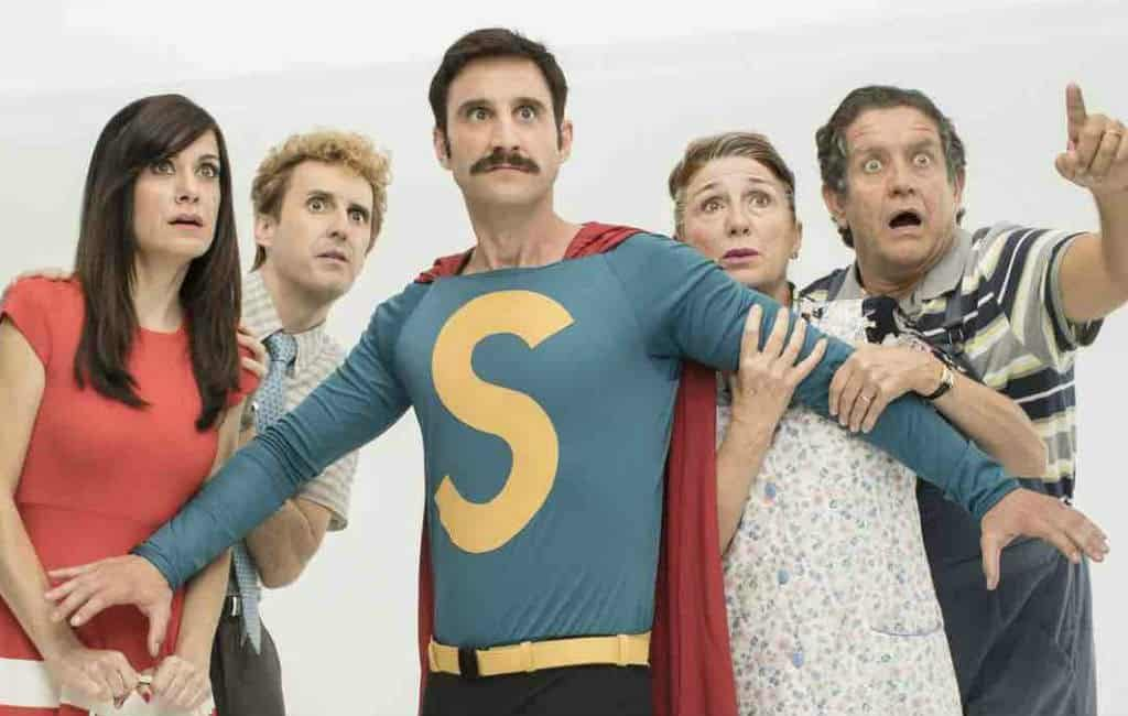 Spanje heeft een eigen superheld met Superlópez