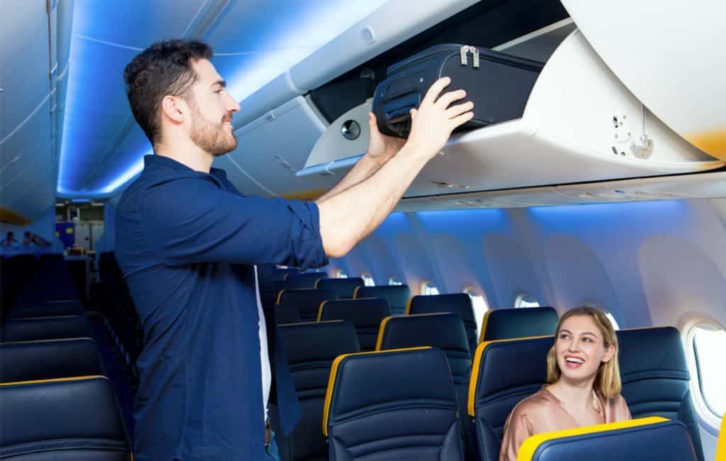 LET OP: kofferbeleid Ryanair wordt veranderd op 1 november (2018)