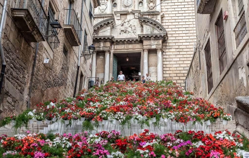 'Temps de Flors' in Gerona wordt uitgesteld vanwege corona-crisis