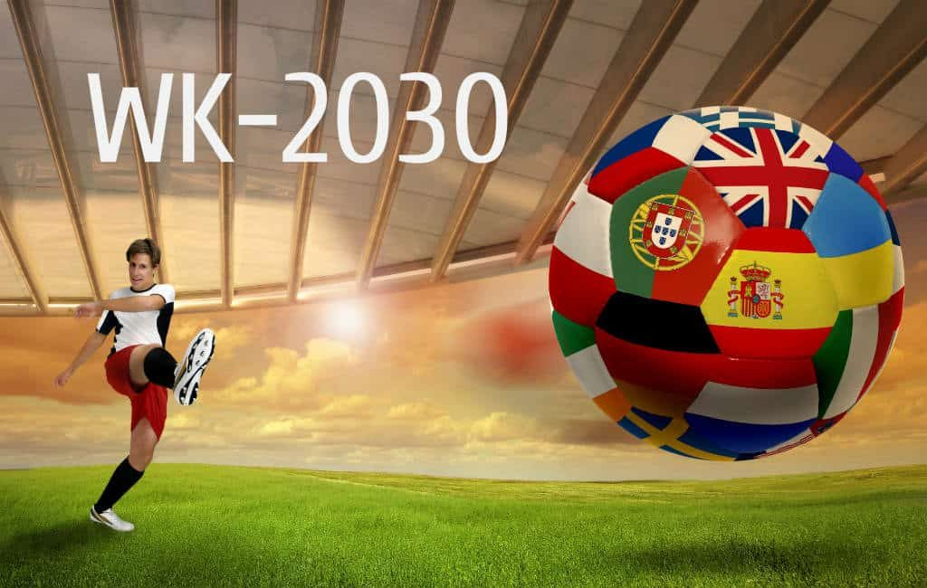 Spanje wil samen met Portugal en Marokko het WK 2030 organiseren