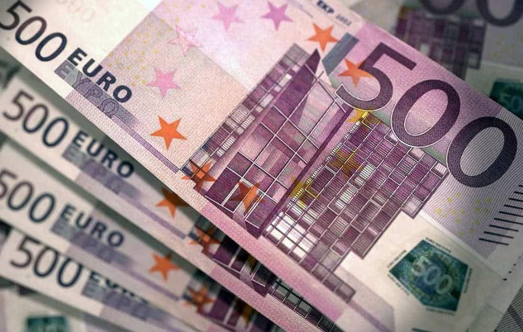 Waar zijn de 500 euro biljetten in Spanje?