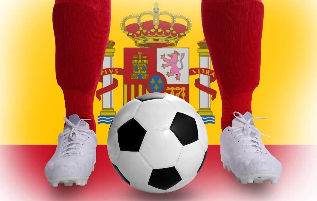Voetballers Spanje accepteren om elke drie dagen een wedstrijd te spelen