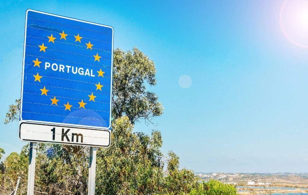 Portugal sluit grens met Spanje wat betreft toerisme en vrije tijd