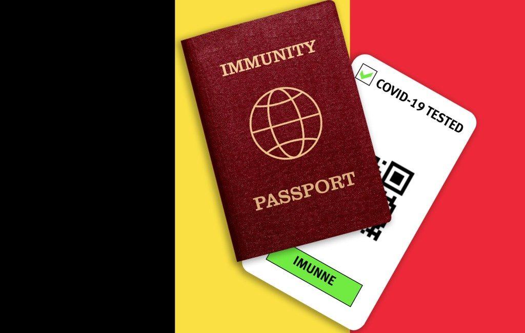 Vanaf 16 juni kunnen inwoners van België het EU Digitale Covid-certificaat krijgen