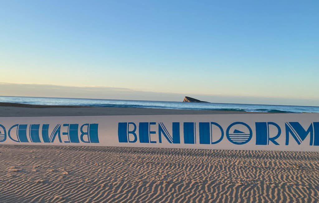 'Benidorm Island' om corona vrije Britse toeristen te verwelkomen