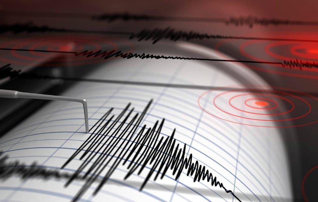 Lichte aardbeving van 2,9 op de schaal van Richter aan de Costa del Sol