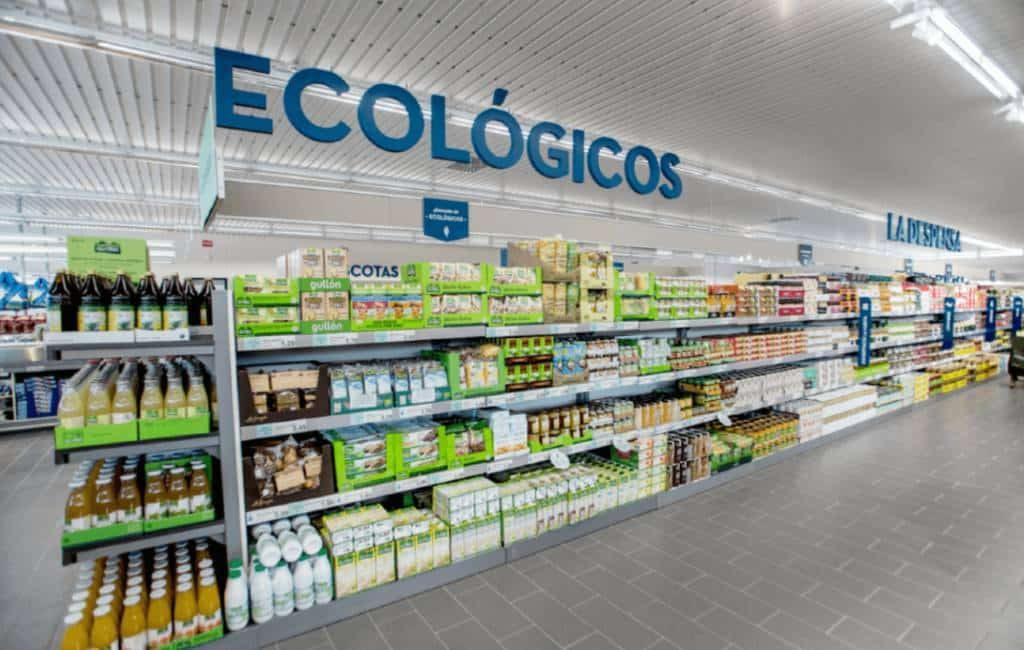 Eerste Aldi supermarkt op Ibiza