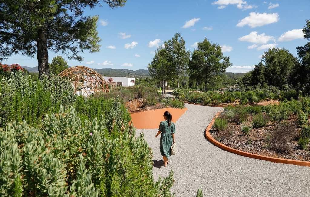 Eerste botanische tuin op Ibiza geopend