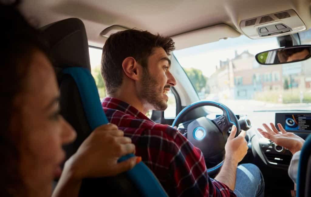 Carsharing met BlaBlaCar liever met Fernando Simón dan Rosalía in Spanje