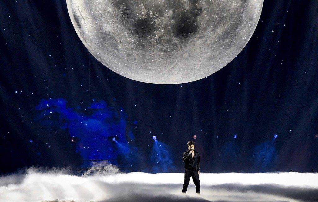 Spanje niet verder gekomen dan de 23e plaats bij het Eurovisiesongfestival in Nederland