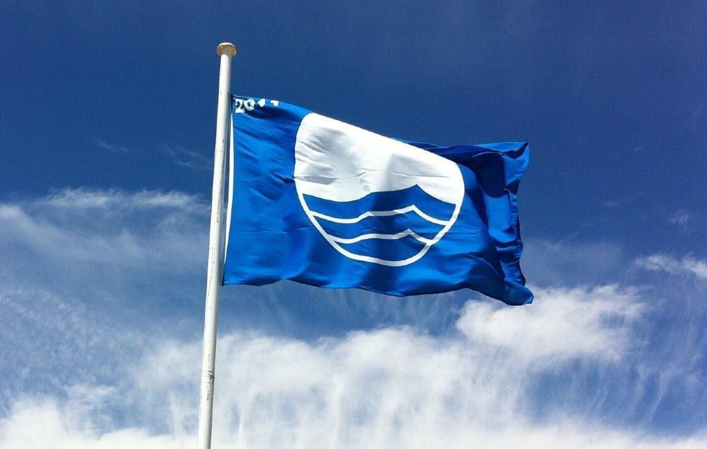 25 nieuwe blauwe vlaggen voor stranden in wereldleider Spanje
