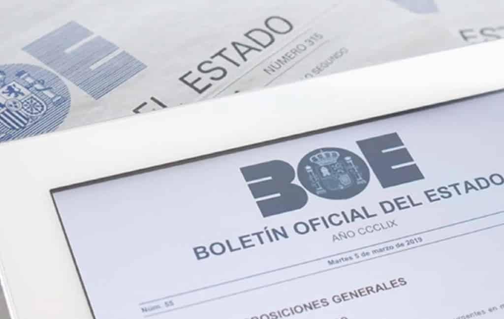 Nooit eerder zoveel websitebezoekers Spaanse staatscourant BOE