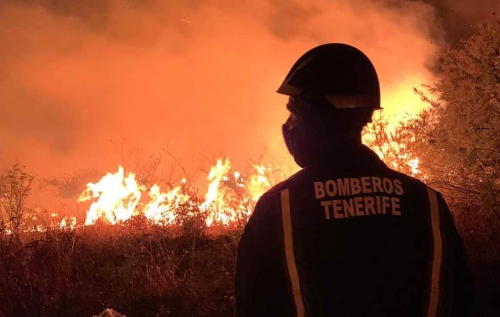 Bosbrand La Palma onder controle maar nog niet voorbij