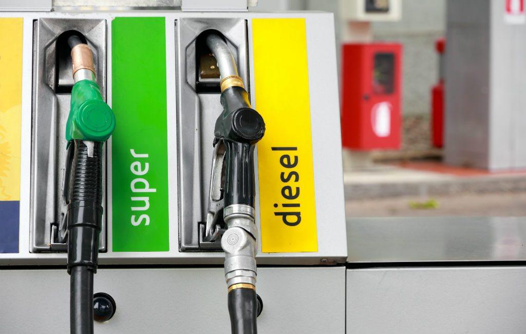 Vierde week stijging brandstoffen Spanje met de hoogste prijs sinds 2014